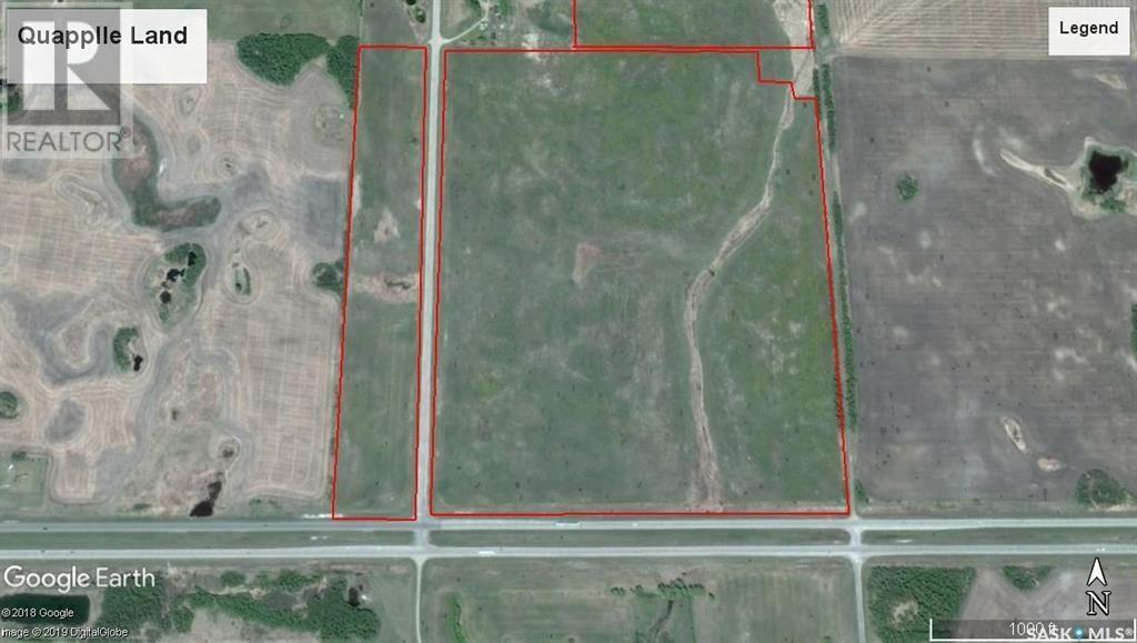 198.67 Acres On #1 Hwy, South Qu'appelle Rm No. 157, Saskatchewan  S0G 0B7 - Photo 3 - SK828727